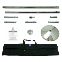 Barra X-Pole XPERT (XX) - Cromada 4 cm