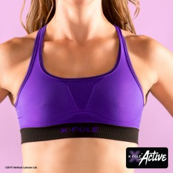 TOP X-POLE PURPURA
