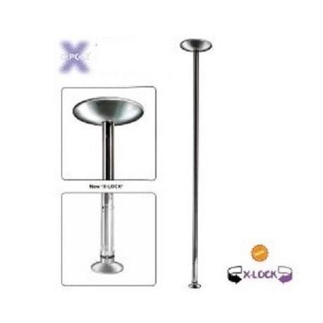 Barra X-Pole Pro Sistema XLock 4,5cm